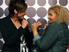 FOTOS: Participantes dão show no ringue do The Voice. Confira quem foram as duplas da última Batalha!