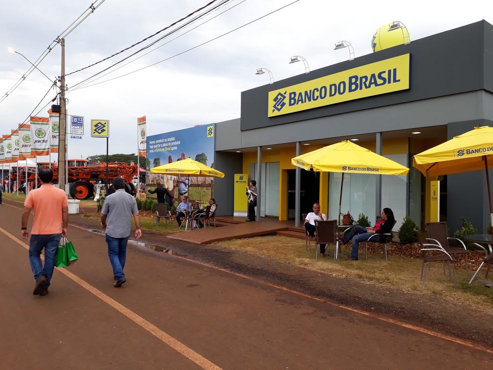 Lucro do Banco do Brasil cresceu 3,6% em comparação com o mesmo período do ano passado (Foto: Adriano Oliveira/G1)