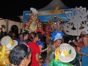 Baile Monumental movimentou as ruas de Olinda (Foto: Divulgação/Julio Russo)