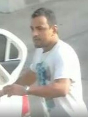 Suspeito de ter atirado contra PM em abordagem na Zona Sul (Foto: Polícia Civil/Divulgação)