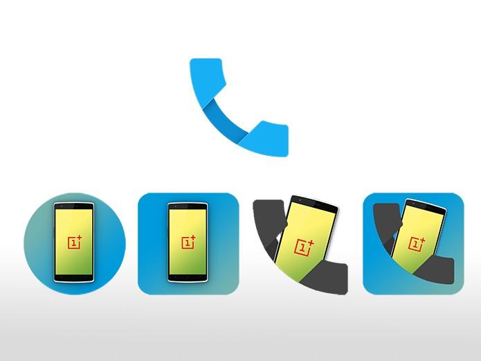 Usuário pode criar ícones personalizados com algumas dicas simples (Foto: Reprodução/Elson de Souza)