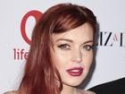 Lohan não irá ao tribunal por causa de uma infecção respiratória, diz site