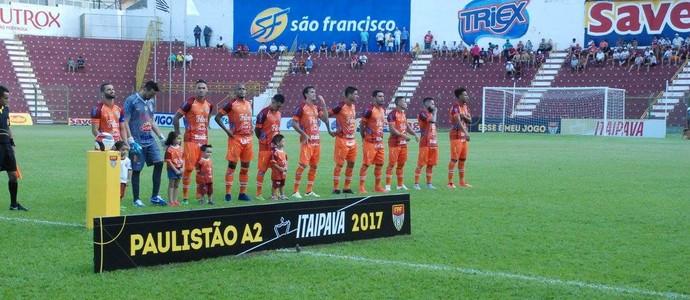 Sertãozinho Série A2 Paulista (Foto: Vinicius Alves / Sertãozinho FC)