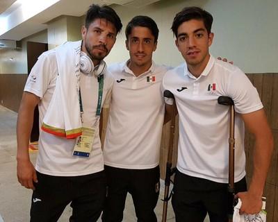 Peralta Mexico (Foto: Reprodução/Twitter)