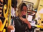 Irmã de Neymar posta foto e seguidor diz: 'Ainda bem que não puxou a ele'