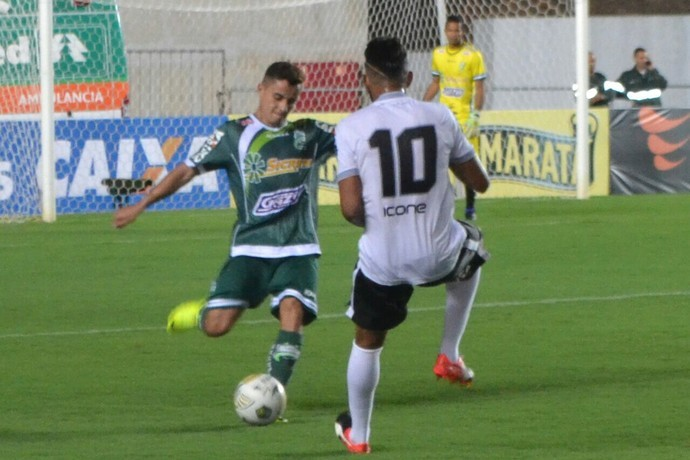 Rio Branco x Luverdense (Foto: Sidney Novo/Globoesporte.com)