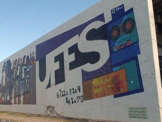 Ufes (Foto: Arquivo/A Gazeta)