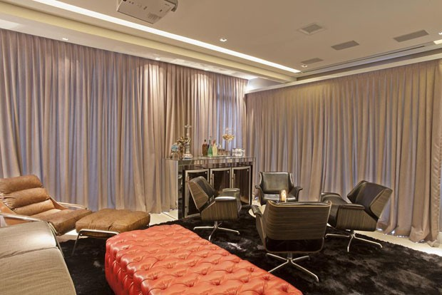Apartamento clássico e contemporâneo (Foto: Divulgação)