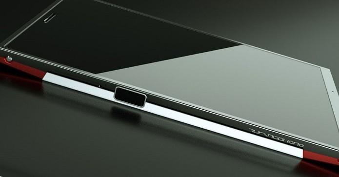 Turing Phone vem com design mais resistente do que titânio (Foto: Divulgação/Turing)
