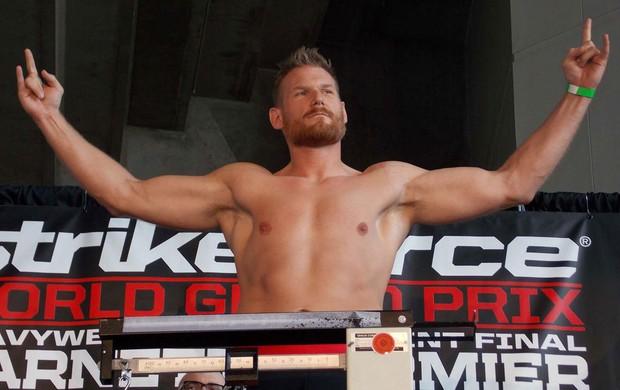 Josh Barnett MMA (Foto: Adriano Caldas / Globoesporte.com)