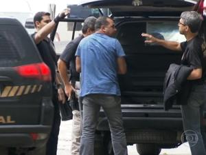 operação pf arraial do cabo cabo frio (Foto: Reprodução/ TV Globo)