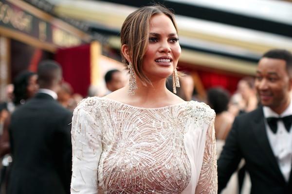 A modelo Chrissy Teigen (Foto: Getty Images)