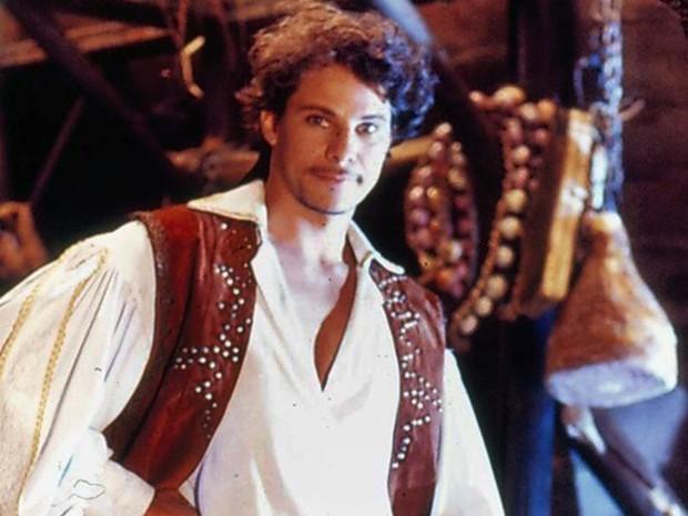 Edson Celulari (Jean) em Que Rei Sou Eu (1989)