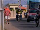 Em Petrolina, mototaxistas são flagrados cometendo irregularidades