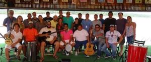 'Paneiro' cai no samba e festeja aniversário de Manaus; veja o que foi ao ar (Paneiro)
