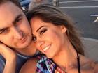 Mayra Cardi se declara ao marido
