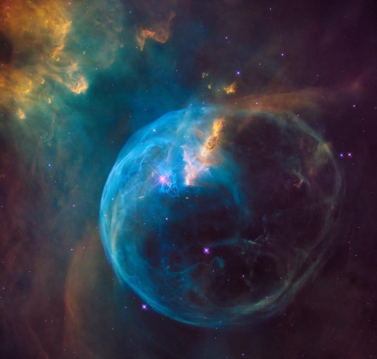 Nebulosa-bolha