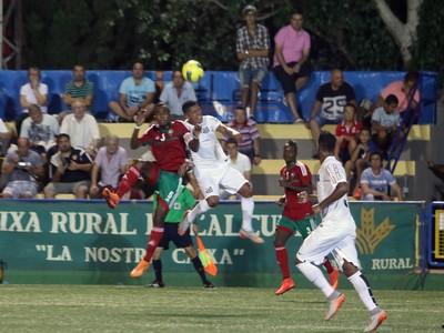 Sub-20 do Santos empatou sem gols contra a seleção de Marrocos (Foto: Dilvulgação / Torneio COTIF)