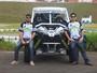 Vinícius Mota e Rafael Shimuk busca o tricampeonato no Rally dos Sertões