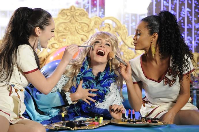Empreguetes - Cida, Rosário e Penha (Foto: TV Globo)