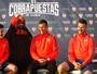 Diego Alves brinca e diz que apostaria € 10 que não sofrerá gol do Real