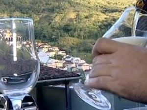 Cervejas artesanais da Serra tem público exigente e diferenciado (Foto: Reprodução/InterTV)