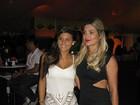 Flávia Alessandra nega climão com  Fontenelle no Rock in Rio: 'Nada a ver'