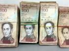 Polícia apreende maço de bolívares venezuelanos em poltronas de ônibus