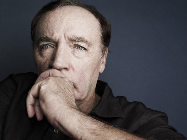 O escritor James Patterson: o mais bem pago da lista da Forbes (Foto: Divulgação)