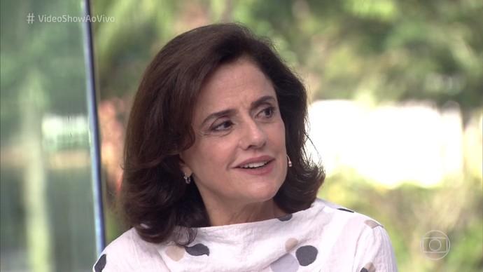 Marieta Severo participou do quadro 'Meu Vídeo é um Show' (Foto: TV Globo)