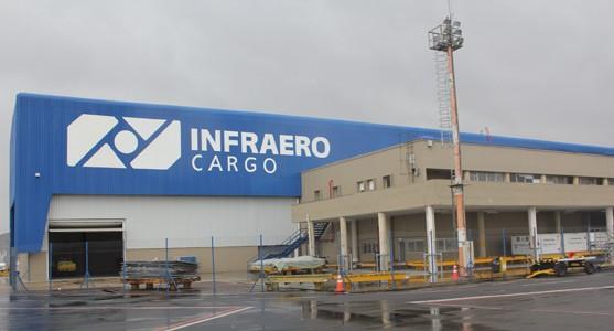 Infraero (Foto: Reprodução / Infraero)