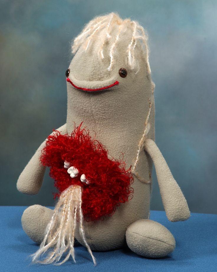 Teratoma de tecido (Foto: Etsy/Reprodução)