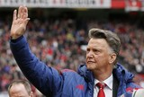 """Van Gaal diz que não se aposentou: """"Na Holanda escrevem o que querem"""""""