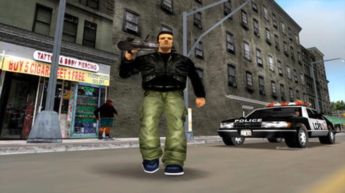 O salto da série GTA para o mundo 3D transformou a indústria dos jogos (Foto: Reprodução/Prima Games)