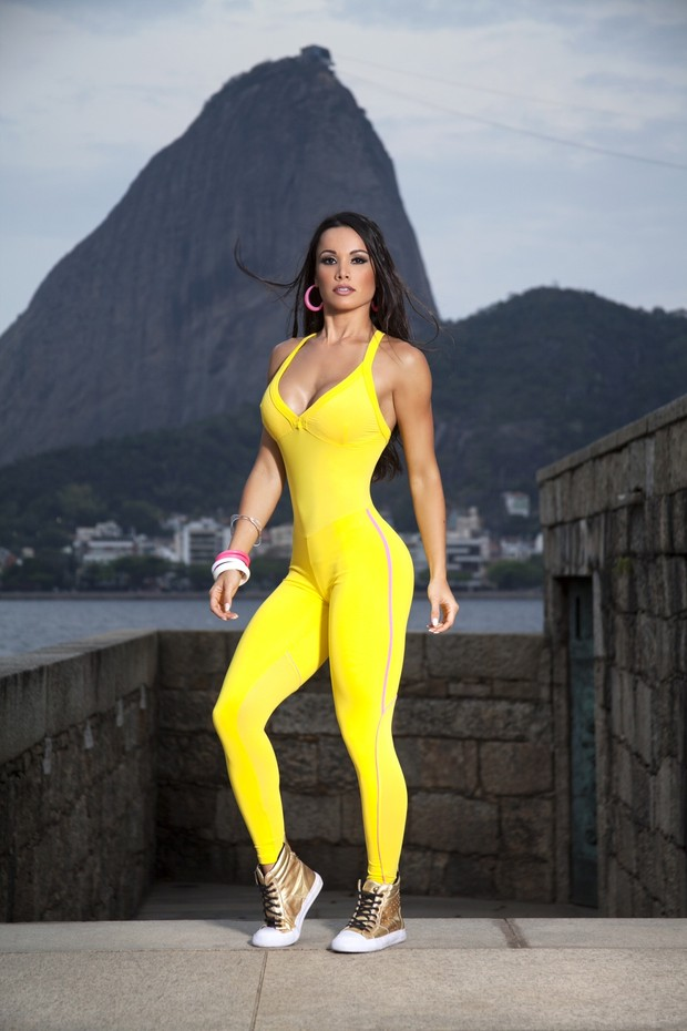 Fernanda D'Avila (Foto: Divulgação/Rogério Tonello-MF Models Assessoria)