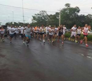 Corrida Tigre; Amapá (Foto: Divulgação/1º BPM)