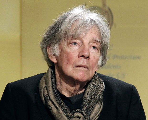O filósofo francês André Glucksmann em foto de 2012 (Foto: JACQUES DEMARTHON/AFP)