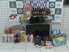 Ladrão faz BO contra vítima roubada por ele em mercado e é preso, diz GM