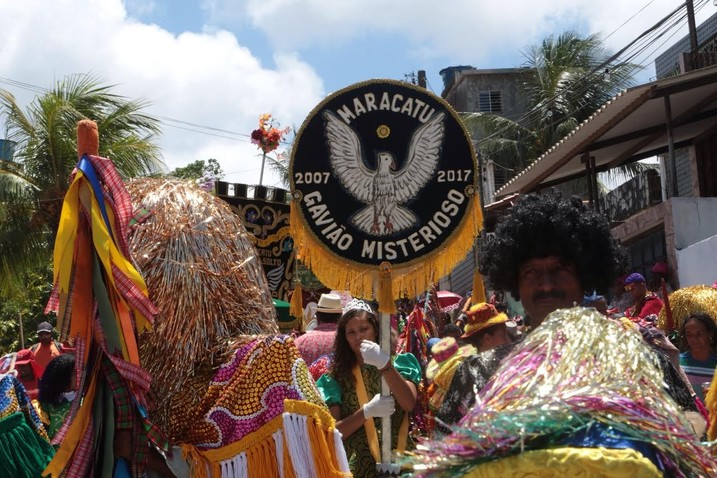 caboclinhos, maracatus, maracatu, Carnaval 2017, olinda