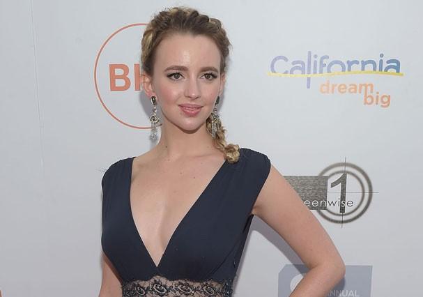 Natasha Bassett vai viver Britney Spears em filme (Foto: Getty Images)