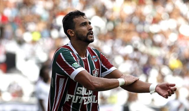 0911e5cf98 Fluminense estreia uniforme da Under Armour no Brasileiro