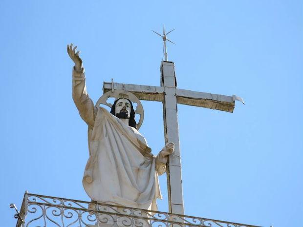 Religião é uma das saídas para distúrbios mentais (Foto: Rafael Antunes/G1)