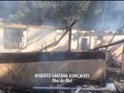 Homem morre durante incêndio em pousada na Ilha do Mel, no Paraná