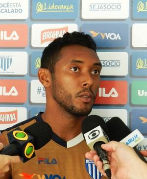 Claudinei Avaí (Foto: André Palma Ribeiro/Avaí FC)
