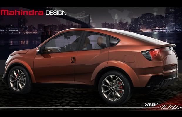 Mahindra XUV Aero conceito (Foto: Divulgação)