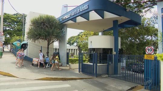 Roubos perto de universidade federal assustam estudantes em Alfenas, MG