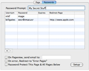 Lockdown, proteger páginas da internet com senha, bloquear páginas da internet