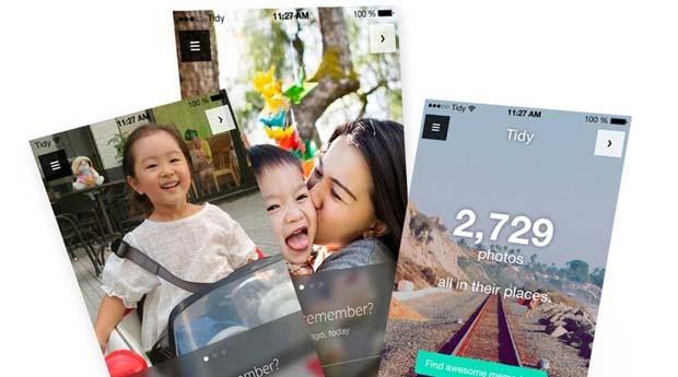 Aplicativo organiza fotos armazenadas em smartphones