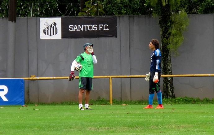 Ochoa méxico treino (Foto: Bruno Giufrida)