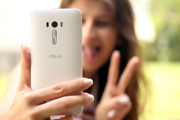 Zenfone-Selfie-home (Foto: Luana Marfim/TechTudo)